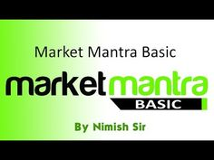 Mantra Basic Course | Free #Share Market Seminar in India https://www.youtube.com/watch?v=Qek5Jgrgvp8