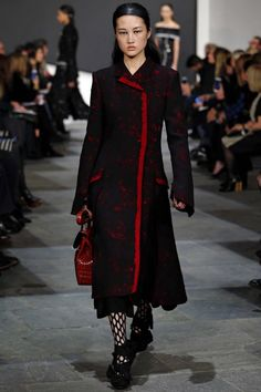 All the runway looks from Proenza Schouler: New York Ready-to-Wear Autumn/Winter 2015/16