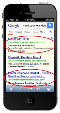 Keys to an Effective Mobile Local Search Strategy: Mobile-optimized web site; Local search strategy;
