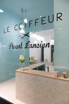 Le Coiffeur Pascal Lancien, Marseille, France.