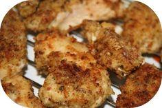 Gluten Free Almond Crusted Orange Chicken