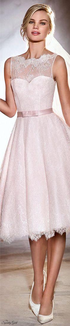 Pronovias 2017 Bride – Style is art Girlie Style, Girly Girl, 2016 Wedding Dresses, Wedding Dress Styles, Pronovias Bridal, Bridal Gowns, Lilac Wedding, Color Rosa, Colors