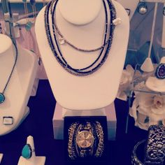 #Black & #Gold today around the #boutique. #LindseyMarie limited edition Glam necklace-bracelets & wrap #watch @Sara Designs #timeless #style #fashion #fashionjewelry #gemstone #glamour  Instagram photo by @lindseymarieboutique (LindseyMarie) | Instagram Gold Today, Style Fashion, Fashion Jewelry, Black Gold, Platform, Glamour, Gemstones, Boutique, Chain