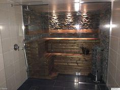 badrum,relax,bastu,bastuaggregat,bastulav Bathroom Toilets, Bathrooms, Basement House, Ikea, Bathtub, Shower, Home Decor, Gardening, Flowers