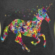 unicorns of love by Bavaria Apparel