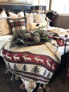 The Ultimate XMas Decoration Inspiration: Select Decor Pieces Farmhouse Christmas Decor Christmas decor