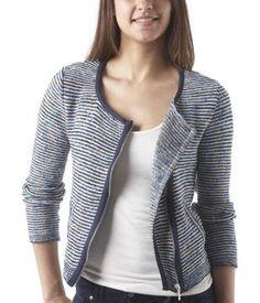 Short jacket multicoloured - Promod