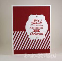 Cherry Cobbler Christmas Ca