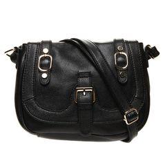 Leather Hand BagOzsaleADA-66307-Black