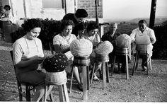 Ascoli com'era: Offida, ancora tombolo by Orarossa, via Flickr