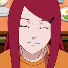 I literally thought of Kushina when i made this board. Kushina and i don't have the exact same personality but i think with facial features i'd be set! I already found a wig, and now all i need is the outfit! Naruto Shippuden Sasuke, Naruto Kakashi, Anime Naruto, Naruto Shippuden Figuren, Naruto Shippuden Characters, Naruto Girls, Naruto Art, Sasunaru, Anime Characters