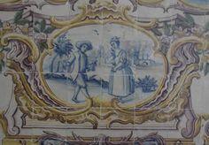 Palácio de Sant'Anna - História www.palaciodesantanna.com374 × 261Pesquisar por imagens datados de 1790-1800 inserem-se no contexto do Azulejo no século XVIII e mais precisamente no Azulejo Neoclássico em Portugal, em que estes painéis se integram não só pela época como pelo estilo.