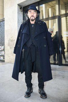 Street Fashion Paris N279, 2017