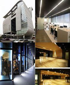 YG Entertainment - Seoul, South Korea
