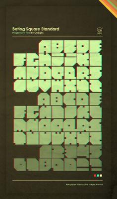 50 interesantes tipografias
