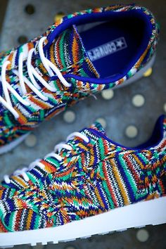 converse and missoni || British Indie Clothing - AcquireGarms.com