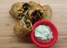 Southwest Egg Rolls Recipe -  I think Southwest Egg Rolls is a good dish to try in your home.