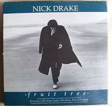 Nick Drake Fruit Tree 4 CD Box Booklet~Bryter Layter~Pink Moon~Five Leaves Left