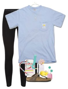 Designer Clothes, Shoes & Bags for Women Cute Lazy Outfits, Cute Outfits For School, Sporty Outfits, Teen Fashion Outfits, Athletic Outfits, Simple Outfits, Outfits For Teens, Trendy Outfits, Teenager Outfits