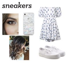 A fashion look from August 2017 featuring white off the shoulder dress, white sneakers and Skinnydip tech accessories. Browse and shop related looks. White Off Shoulder, Shoulder Dress, White Mini Dress, White Sneakers, Vans, Fashion Looks, Polyvore, Shopping, Dresses