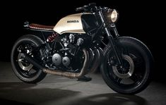 Best 20 Honda cafe racers of 2015 (CX500, CB750, CB750F & MORE ...