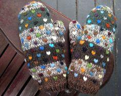 Knitting Blogs, Knitting Patterns Free, Knit Patterns, Free Knitting, Crochet Winter, Knit Crochet, Mittens Pattern, Knit Picks, Mitten Gloves