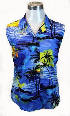 unbranded hawaiian casual shirts