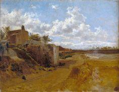 Maestros del paisaje: Carlos de Haes   Trianarts