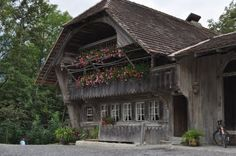 Willow Decor: The Swiss Chalets of Ballenberg