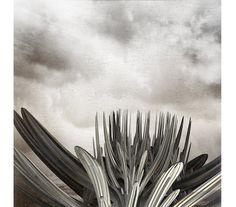 Agave Digital Art Abstract Fractal Print by ILKADesign on Etsy
