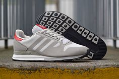 News - adidas ZX 500 OG Weave: a perfect runner gets Fluxed | FREE Global Sneaker Shipping | CrookedTongues.com — Selling soles since 2000