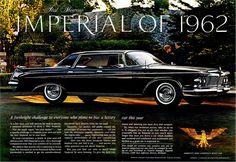 Chrysler Imperial, 1962