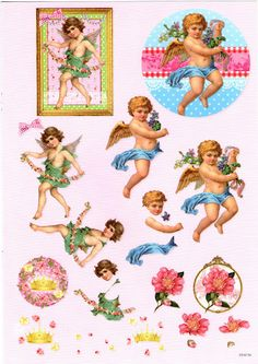 knipvellen6 - 102955649931218934162 - Picasa Webalbums 3d Cards, Decoupage Paper, Dreaming Of You, How To Make Money, Disney Characters, Fictional Characters, Malli, Paper Crafts, Photoshop
