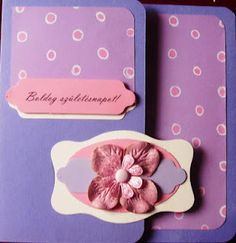 Yabo tags on postcard by Merika - girly colours