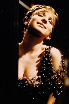 Barbra Streisand in Funny Girl Golden Age Of Hollywood, Hollywood Glamour, Classic Hollywood, Old Hollywood, Hollywood Stars, Lisa, Barbra Streisand, A Star Is Born, Chant