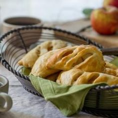 Brown Butter Apple Hand Pies