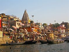Varanasi, regarded by many as the holy city of India, is one of the oldest cities in the world.