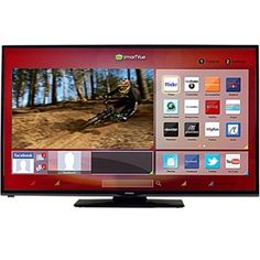 Buy Hitachi 50HYT62U 50 Inch Full HD Freeview HD Smart LED TV at Argos.co.uk - Your Online Shop for Televisions.