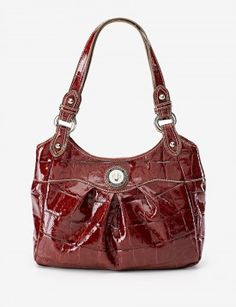 Croc purse $27 @ Stage