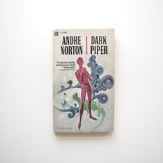 Dark Piper - Andre Norton - Ace Books Paperback by ThisCharmingManCave on Etsy  https://www.etsy.com/listing/222336828/dark-piper-andre-norton-ace-books  #AndreNorton