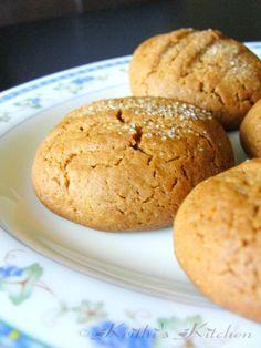 Brazilian coffee cookies.