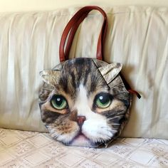 Bolsa Cara de Gato I