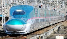 Rugby fans visiting Japan for the World Cup are in for a treat if they use the country's bullet trains to reach the stadiums. The fleet contains some of the most advanced high-speed trains in the world. Hakodate, Aomori, Kanazawa, Kyushu, Nagano, Locomotive, Japan Train, Electric Train Sets, Rail Pass