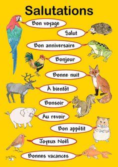 172 best fle se prsenter les salutations images on pinterest in poster a3 salutations m4hsunfo
