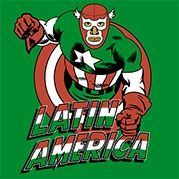 Latin America-Capt A's twin brother-not really