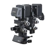 Sinar p3-df   sinar Digital Lenses, Digital Slr, Camera Photography, Digital Photography, Leica, Medium Format Camera, Camera Nikon, Well Thought Out, Camera Settings
