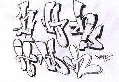 alphabet-h-graffiti.jpg (650×454)