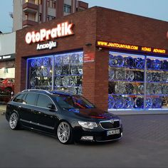 Škoda Superb AIR | Škoda Superb Club Wagon Cars, Shooting Brake, Modified Cars, Nissan Skyline, My Ride, Corvette, Cars And Motorcycles, Techno, Cool Cars