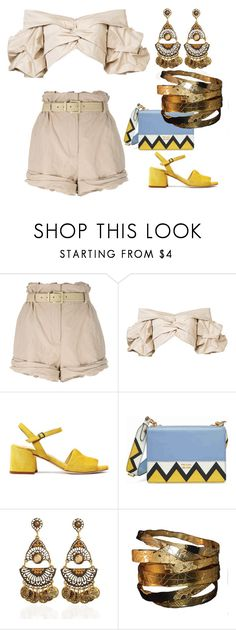 """""""Your eyes"""" by didiiidia on Polyvore featuring Moschino, Johanna Ortiz and Prada"""