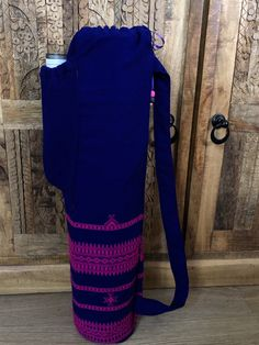 Excited to share the latest addition to my  etsy shop  Yoga Mat Bag with cbbec5f374652